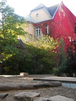 Altbau der Wilhelm-von-Humboldt-Gemeinsschaftsschule in Berlin