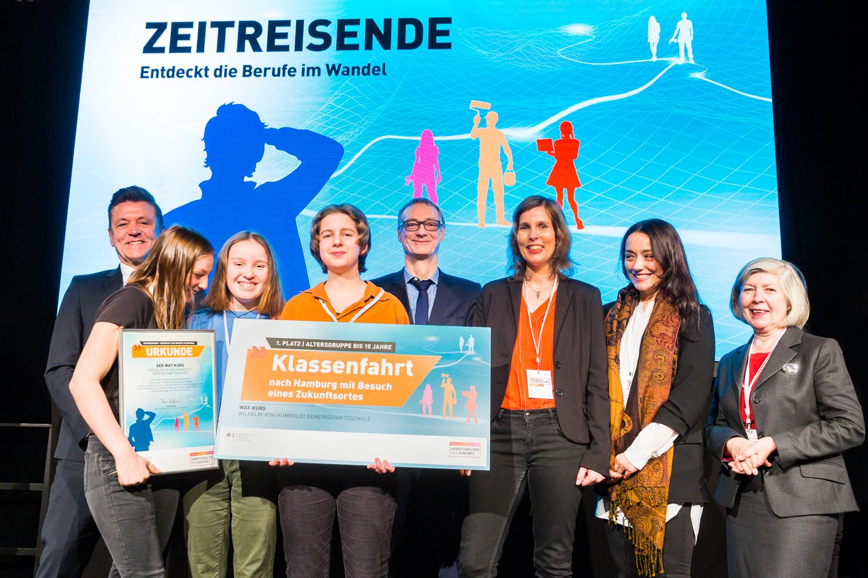 1. Platz Bundeswettbewerb