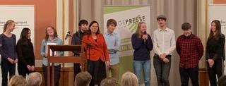 Preisträger Schülerzeitschrift