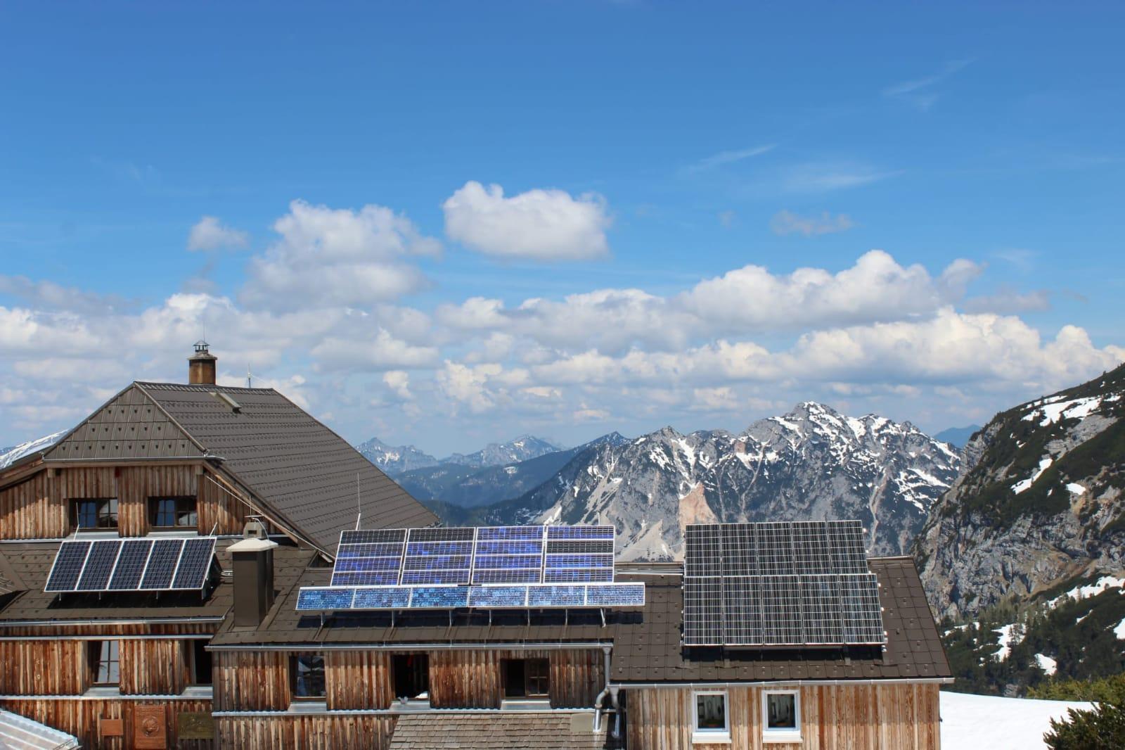 Wiesberghaus Alpen