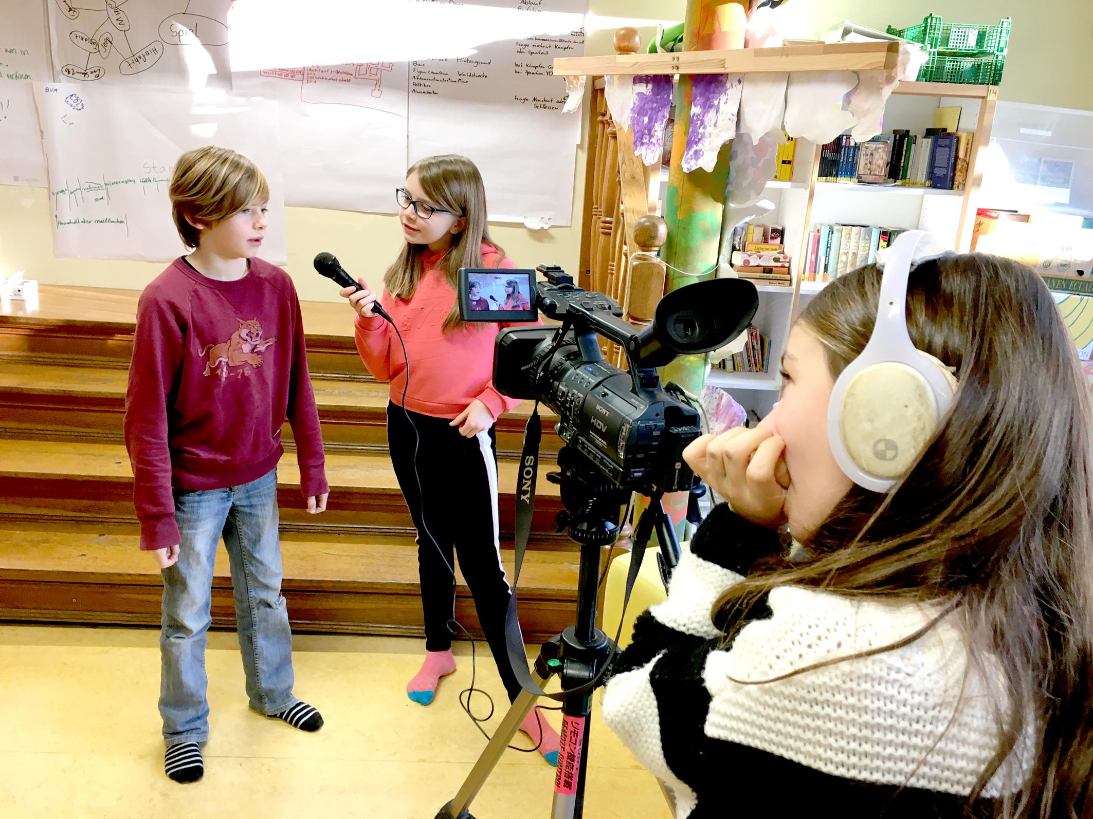 Kinderrechte Lernprojekt