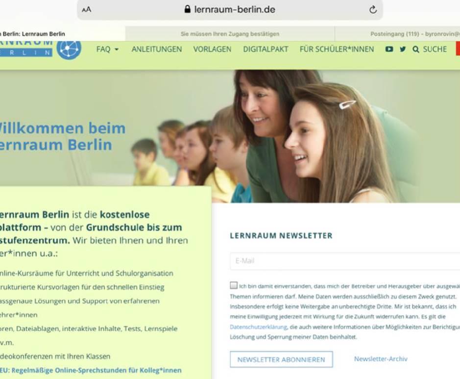 Lernraum Berlin Anleitung